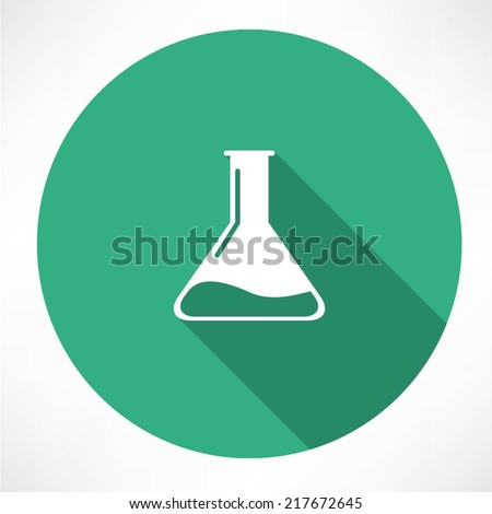 Chemical Icon - stock vector