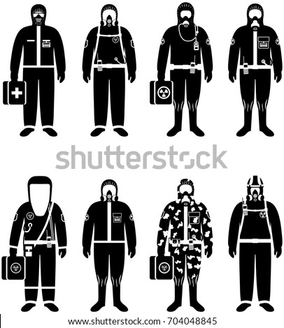 visio gear diagram hazmat stock images royalty free images amp vectors firefighter gear diagram #13