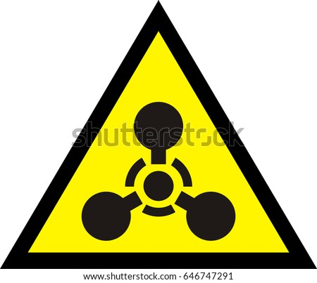 Chemical Weapons Symbol Stock Vector 510398053 - Shutterstock Chemical Weapons Symbol