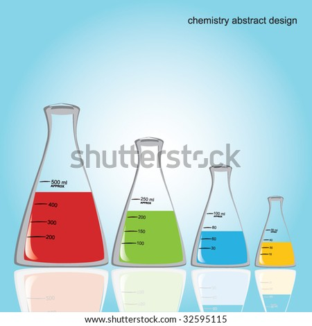 chemistry abstract design
