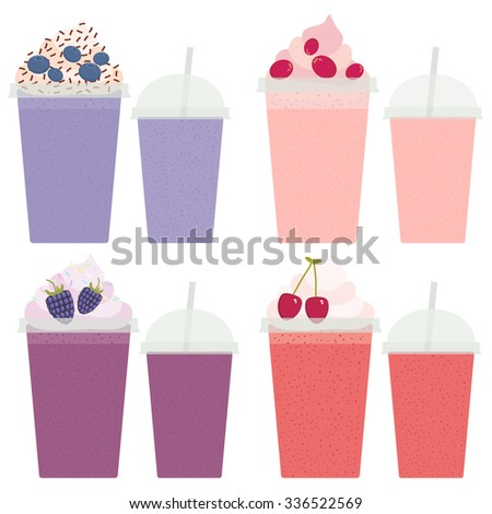 Plastic Cups Clipart