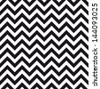 chevrons seamless pattern background retro vintage design - stock vector