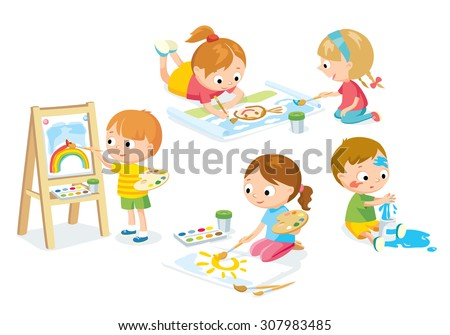 children drawing - Children Drawing Images