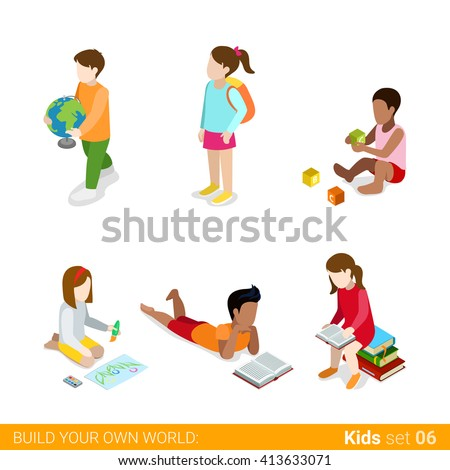 Children Illustration Stock Photos, Royalty-Free Images & Vectors ...