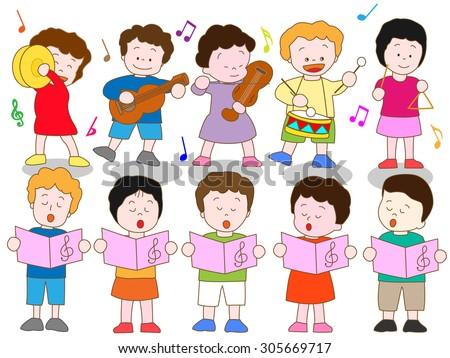 children presentation