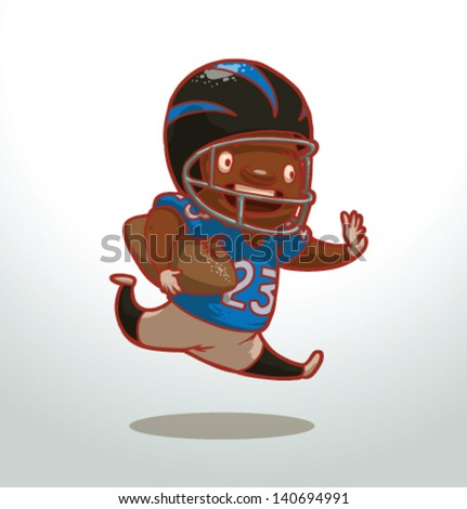 children playing sports, vector, 07 - stock vector