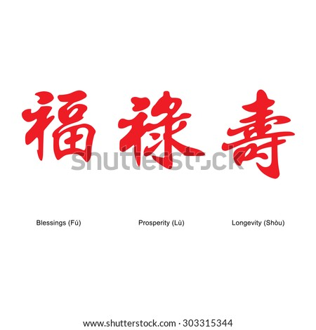 Chinese Symbol For Prosperity And Happiness Investing101