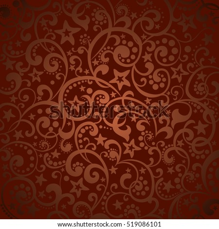 Chocolate background. Vector Illustration