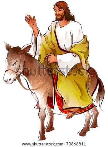 christian - stock vector