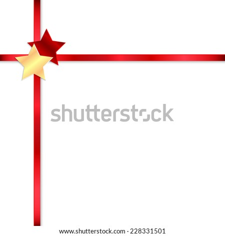 Christmas and New Year background with Christmas decorations