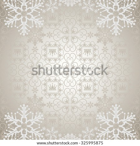 Christmas background, christmas background silver, christmas background texture, christmas background pattern, christmas background abstract, christmas background frame, christmas background border - stock vector