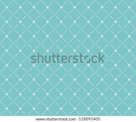 Christmas background for Christmas card. Beautiful blue Christmas pattern