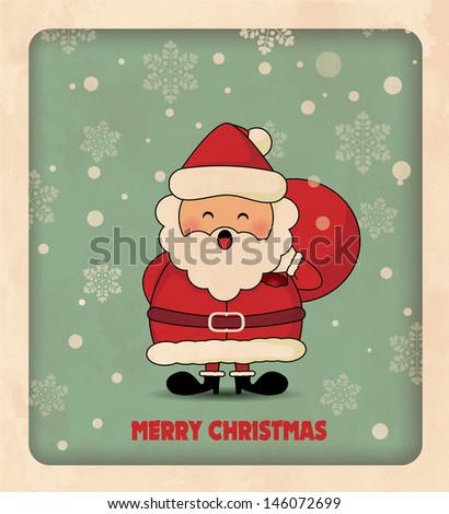 christmas banner - stock vector