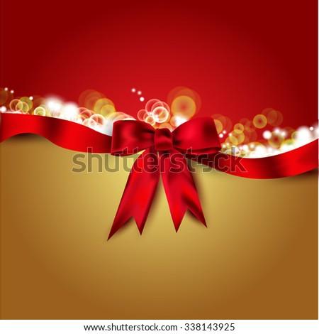Christmas card for greetings. Merry Christmas - stock vector