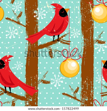 Christmas Cardinal Stock Images, Royalty-Free Images & Vectors ...
