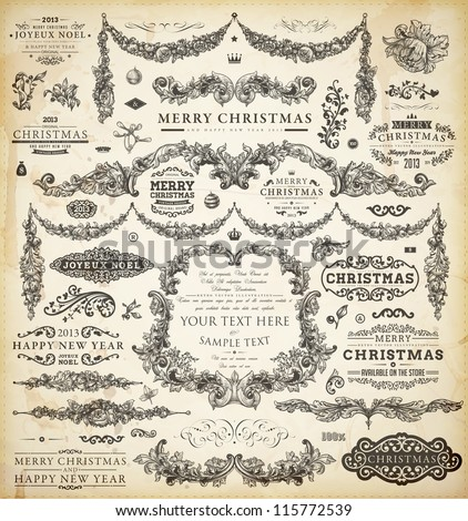 Victorian Christmas Stock Images, Royalty-Free Images & Vectors ...