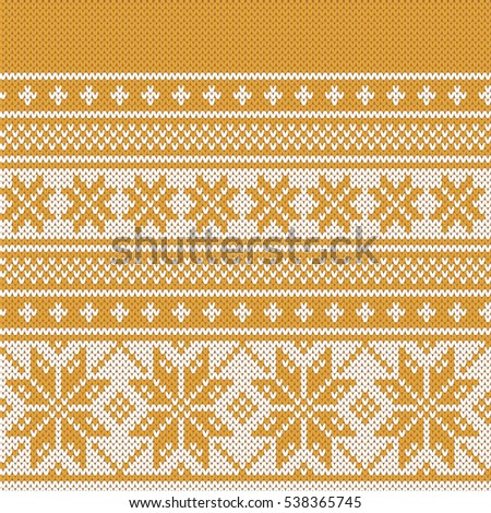 Snowflake Knit Stock Images, Royalty-Free Images & Vectors ...