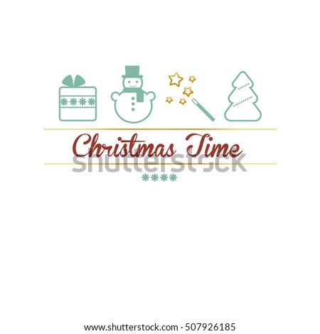 Number Names Worksheets christmas booklets : Illustration Snowman Be Can Used Stock Photos, Royalty-Free Images ...