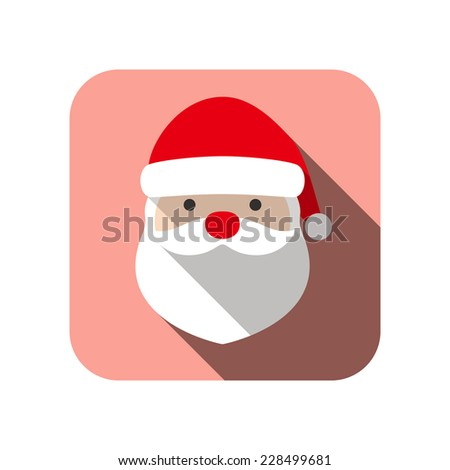Christmas Holiday icon - stock vector
