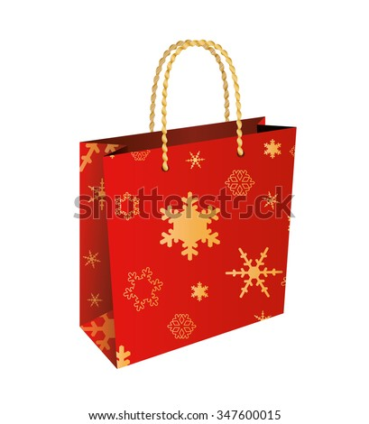 Fancy Shopping Bag Stock Photos, Royalty-Free Images & Vectors ...