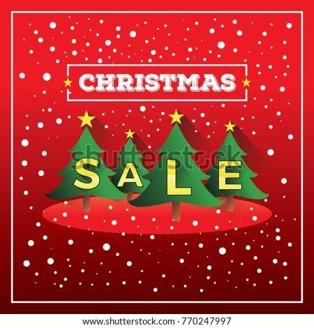 stock-vector-christmas-sale-vector-chris