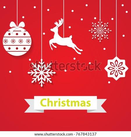 Christmas Sale Wallpaperchristmas Gift Stock Vector 767843137 ...