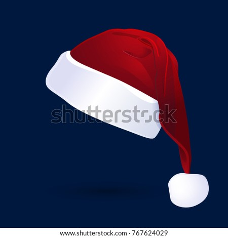 Christmas Santa Claus Red Hat