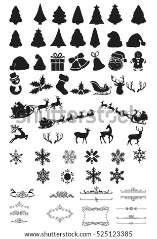 Christmas Symbol Collection