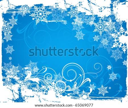Christmas vector composition - stock vector