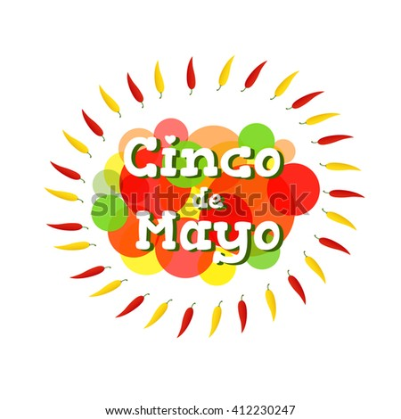 Cinco de mayo greeting card mexican stock vector royalty free cinco de mayo greeting card mexican colorful background m4hsunfo