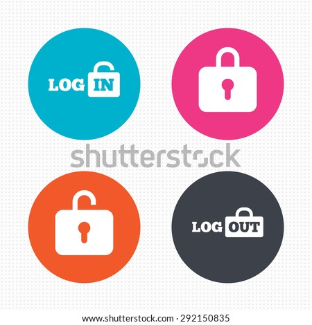 Login Icon Stock Photos Royalty Free Images Amp Vectors