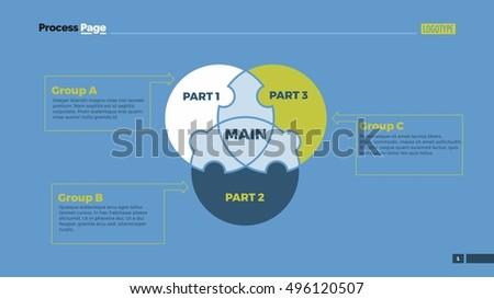 Circle puzzle venn diagram slide template stock vector 496120507 circle puzzle venn diagram slide template ccuart Choice Image