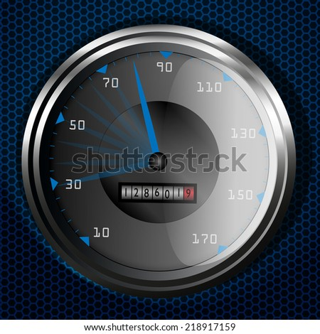 circle vector racing background