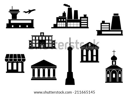 industrial estate stock images royalty free images vectors shutterstock. Black Bedroom Furniture Sets. Home Design Ideas