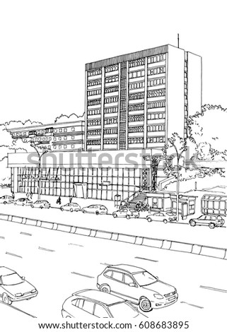 Architecture Drawing Cars classic car dash stock images, royalty-free images & vectors
