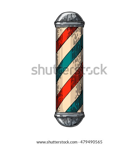 Vintage Barber Shop Pole | www.pixshark.com - Images ...