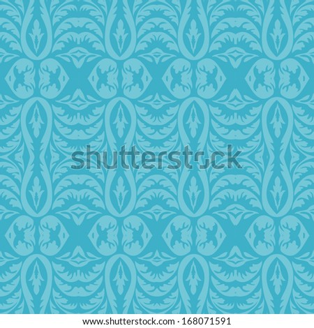 classic seamless pattern - stock vector
