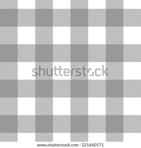 Classical grey and white checkered seamless retro pattern. Backgrounds & textures shop.