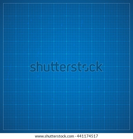Clean blueprint page background millimeter paper vectores en stock clean blueprint page background millimeter paper grid texture background in dark blue color blueprint malvernweather Choice Image