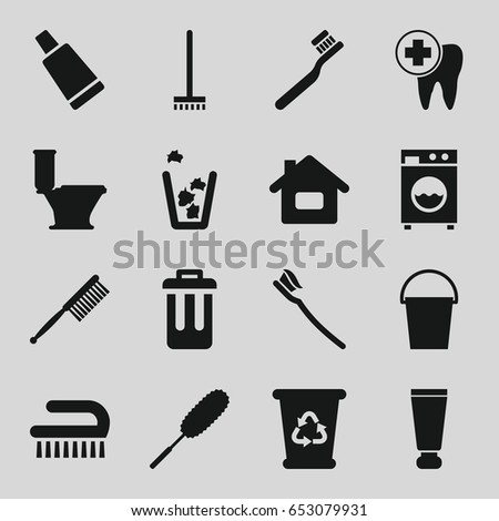 Shine Icons Set Set 16 Shine Stock Vector 615730007 - Shutterstock