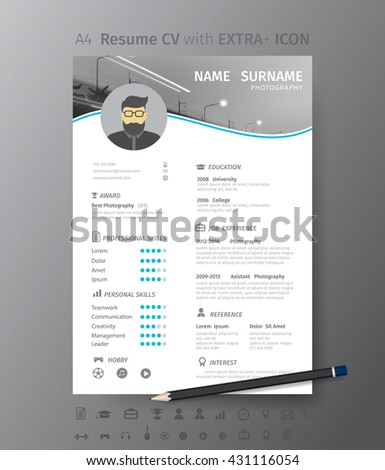 amazing modern design resume ideas simple resume office