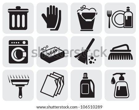 Cleaning Equipment Stock Images Royalty Free Images