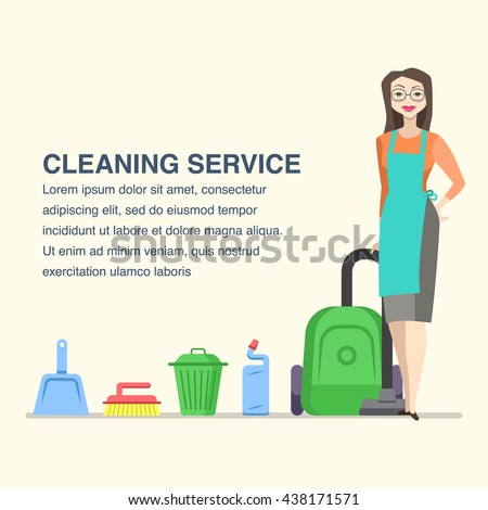 cleaning service advertisement pictures to pin on