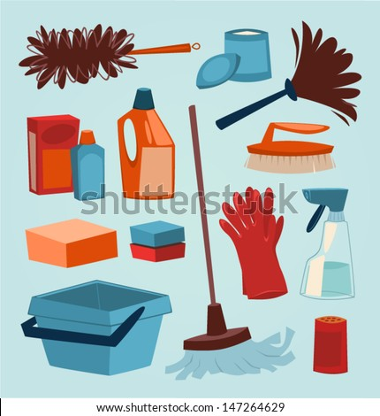 Household stock photos images pictures shutterstock - Household tools ...