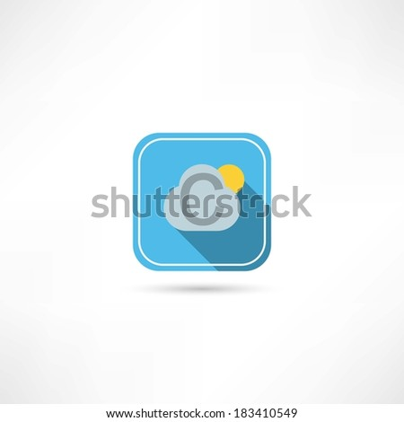 climate - stock vector