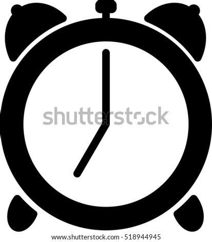 clock. clock icon