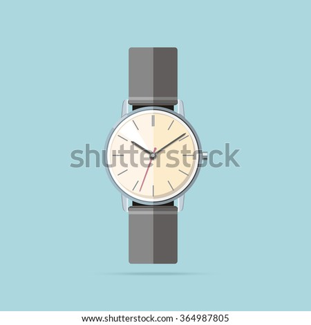 Clock logo icon isolated. Watch object, time office symbol. Clock flat icon. Time logo. Watch logo. Clock logo. World time. Clock icon. Clock time vector icon. Timer clock isolated. Clock silhouette - stock vector