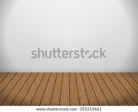 closeup look at empty interior wall with wooden floor wood floor and white