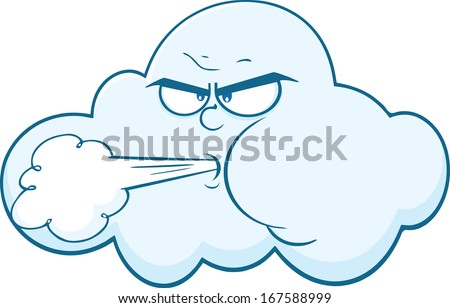Cloud Blowing Wind Stock Photos, Images, & Pictures | Shutterstock