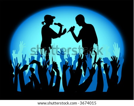Clubbing - Couple Of Singers